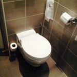 Les WC, moderne
