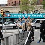 Туристический автобус Барселона