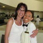 Everyday a smile and a hug...Sofia, truly a friend I look forward to seeing again :-)