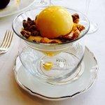 Dessert menu Découverte.