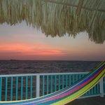Sunrise at Coco Plum Island Resort