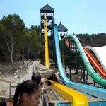 the yellow slide