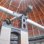 The main refracting telescope
