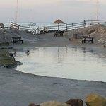 Vulcano thermal baths