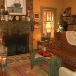 Piney Hill Bed & Breakfast living room