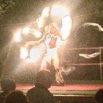 Polynesian Fire Dance