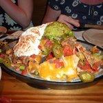 fiesta nachos--for 1 person??