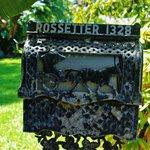 Quaint mailbox