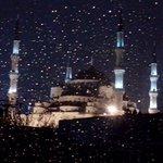 Moschea Blu di notte