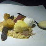 Chef's Desert Platter for One