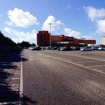 Foto dal parcheggio
