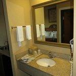 Bathroom, room #300