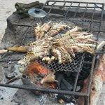 grigliata di aragosta