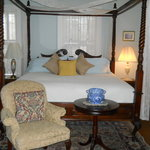 The Capehart Suite at the Inn at Gray's Landing