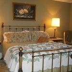 The Elisha Rhodes Room at the Inn