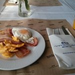 Breakfast choice