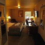 Room #310, balcony room