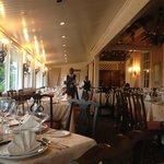 Graycliff Patio Dining Room