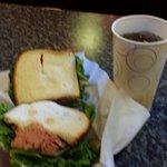 A seriously good sandwich