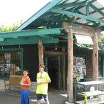 General Store in Volcano Village close to Hapu'u Fern Cottage