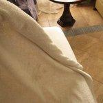 лебедь из грязного полотенца