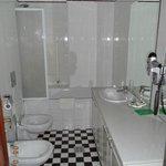 2-х местный номер - ванная комната