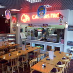 newest family run diner in the heart of blackpool
