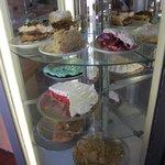Pie sampler