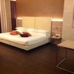 Camera con letto tre piazze