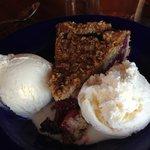 Famous triple berry pie *drools*