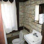 CCC cabin bathroom