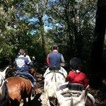 Trail in Galaroza