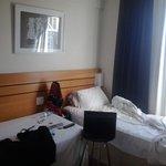 quarto do flat