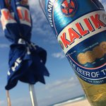 Grab a Kalik at Liquor Store next door. 3 for 5 bucks n'ice and cold