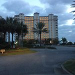 Front of our tower (Doral)