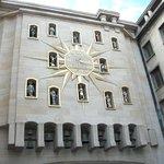 Magnificent clock