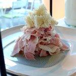 Gammon Ham dish at Meierei