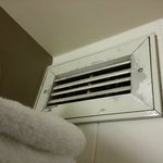 Vent needs replacing or repainting