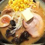 ramen Hokkaido style