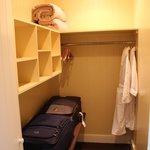 Bag room
