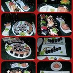 Our sushi bar