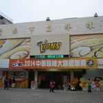 台南市立棒球場 外観