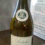 Ardeche, a wonderful French Chardonnay