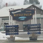 Picturesque Kettle Falls