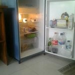 Nice large hotel fridges mean plenty of space which are great for longer stay guests