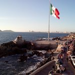 Malecón de Mazatlán