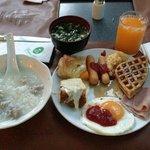 Breakfast. 2. 朝食 2