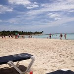 Beach at the Maya Beach