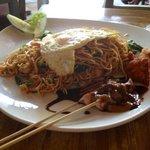 Indonesian dish