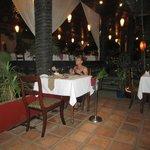 A lovely restaurant